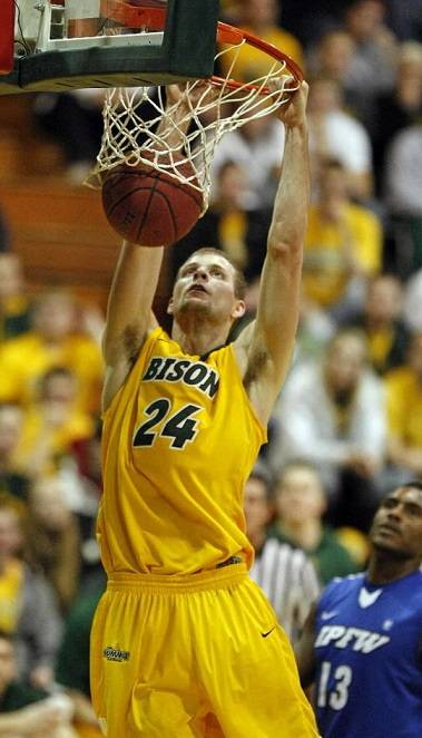 Taylor Braun North Dakota State Bison 2014 NCAA Tournament