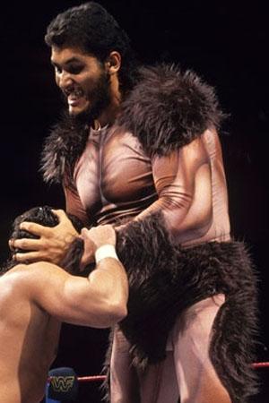 Giant Gonzales WWF WWE Dead Wrestler