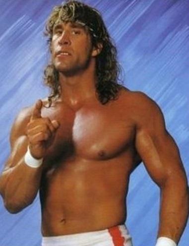 Kerry Von Erich WWE WWF Dead Wrestler