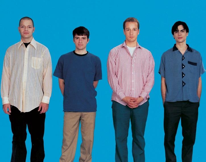 Weezer Blue Album Pinkerton Maladroit Ranked
