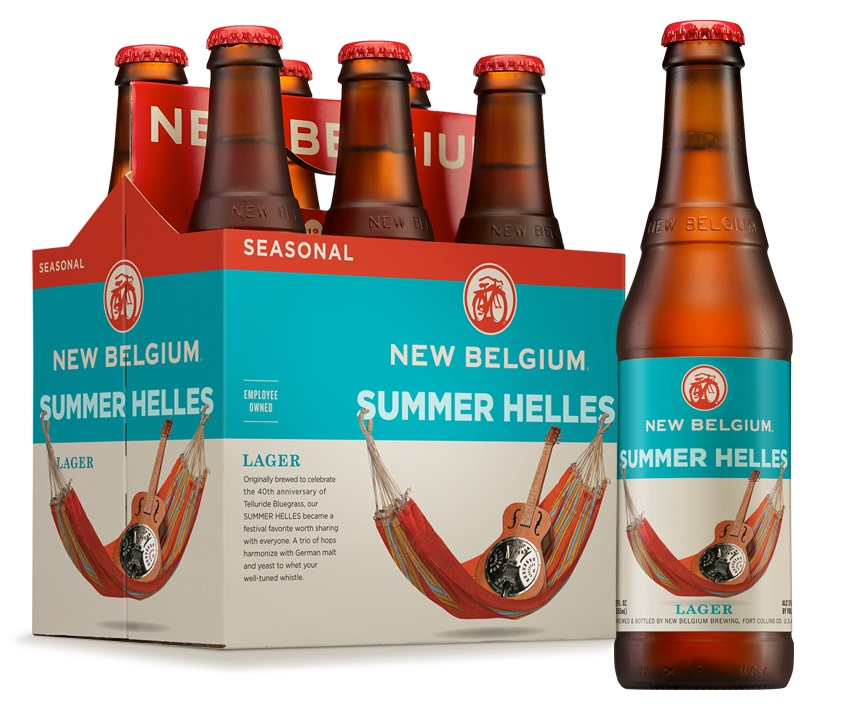 New Belgium Summer Helles 2014 Best Summer Beers