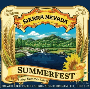 Sierra Nevada Summerfest 2014 Best Summer Beers