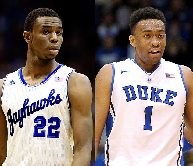 2014 NBA Draft | America's White Boy Jabari Parker Nba Draft