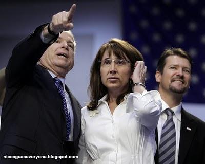 Nicolas Cage Sarah Palin funny face faceoff hilarious picture nic
