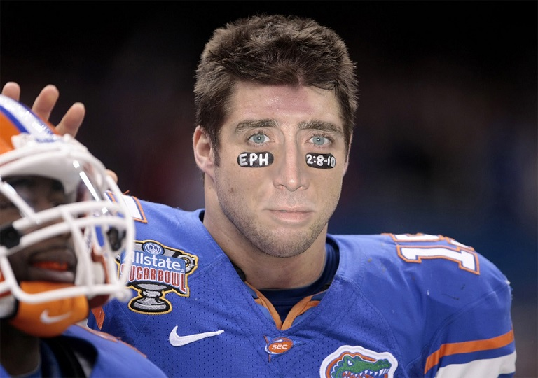 Nicolas Cage Tim Tebow face switch faceoff funny parody weird hilarious