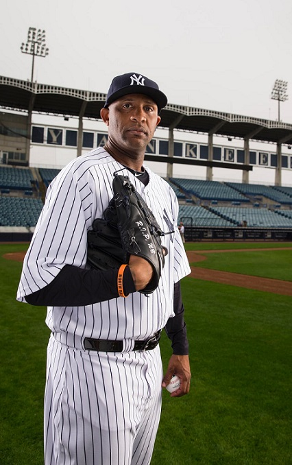 CC Sabathia New York Yankees MLB Un-All-Star Team 2014