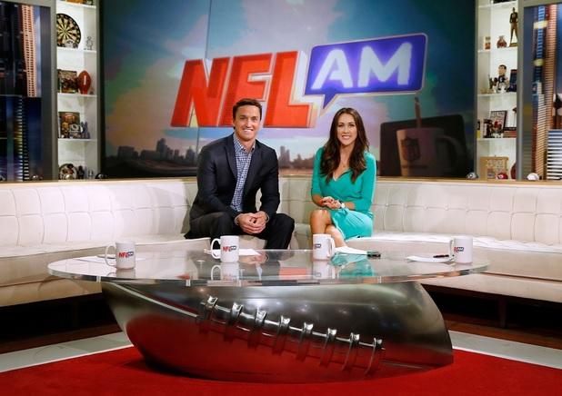 Erin Coscarelli NFL AM Sports Crush Rhett Lewis NFL Network