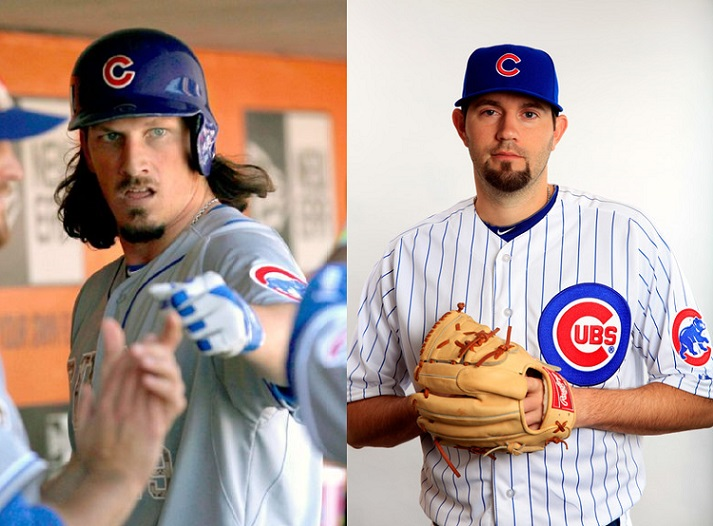 Jeff Samardzija Jason Hammel Trade Chicago Cubs Oakland As Addison Russell