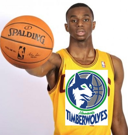 Andrew Wiggins Minnesota Twolves Timberwolves NBA
