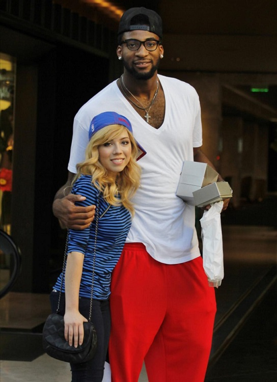 Jennette McCurdy Andre Drummond Detroit Pistons NBA season preview