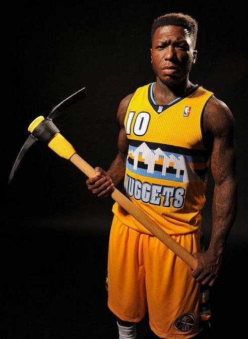 Nate Robinson Denver Nuggets funny NBA 2014-14 season preview