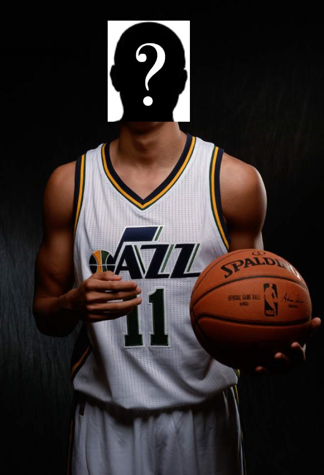 Dante Exum Utah Jazz funny question mark NBA Draft