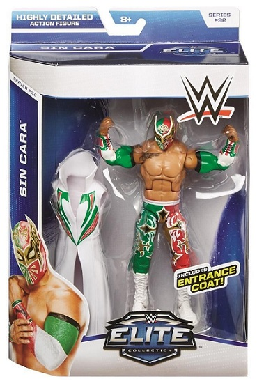 Sin Cara WWE Elite Series 32 Hunico Entrance Coat