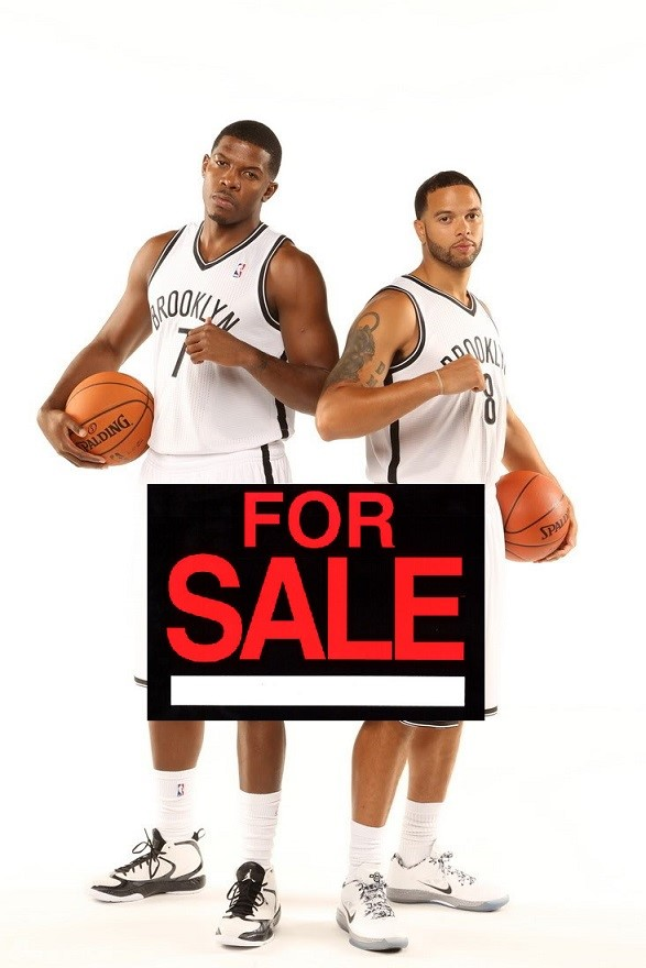 Deron Williams Joe Johnson Brooklyn Nets NBA trade rumors