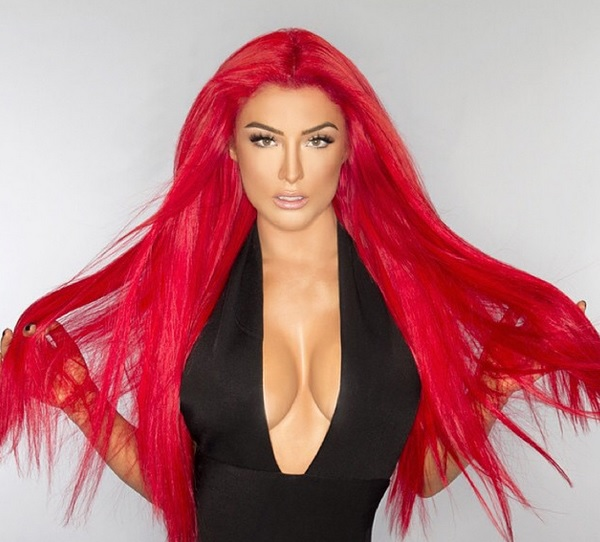 Eva Marie Boobs Wwe Diva Totals Divas Hot