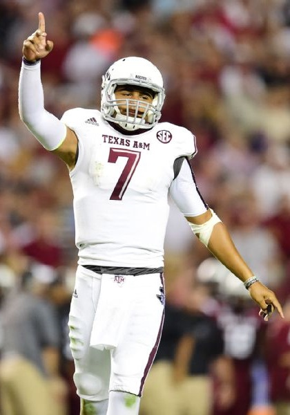 Kenny Hill TCU Texas A&M college football transfer
