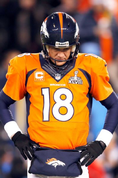 Peyton Manning sad quad injury denver broncos retires nfl