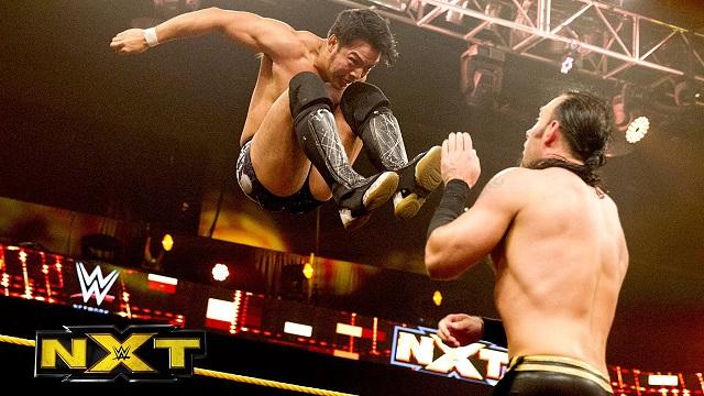 Hideo Itami KENTA WWE NXT awesome