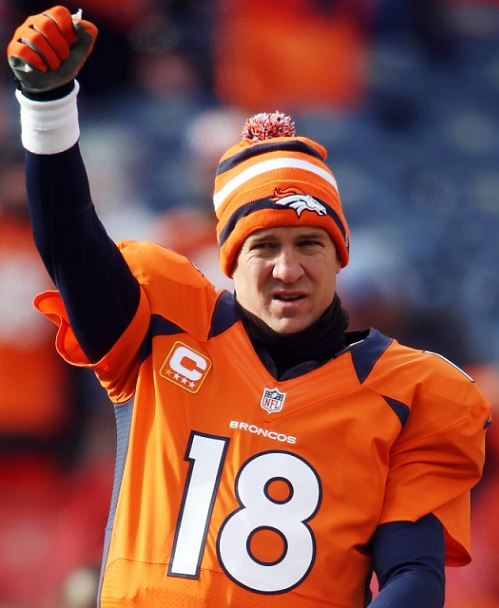 Peyton Manning Denver Broncos neck will play in 2015 NFL
