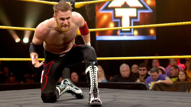 Sami Zayn WWE NXT El Generico ROH Chikara