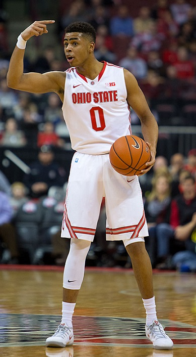 Dangelo Russell Ohio State 2015 NCAA Tournament VCU March Madness