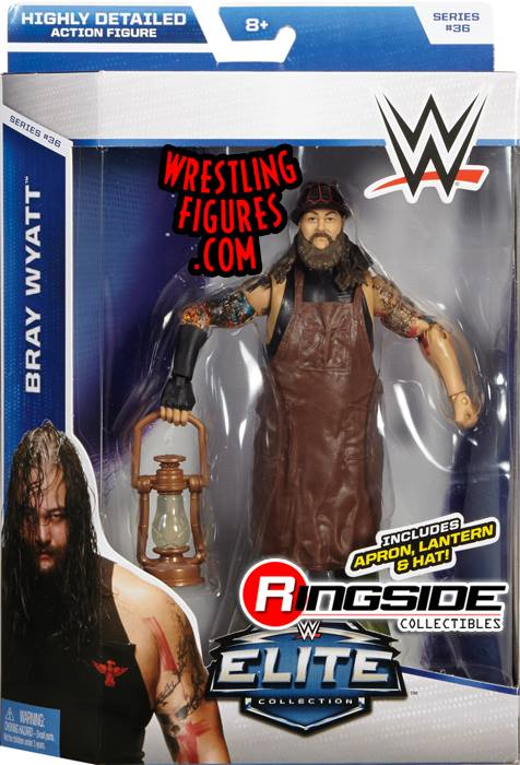 Bray Wyatt WWE Elite Series 36 toy mattel