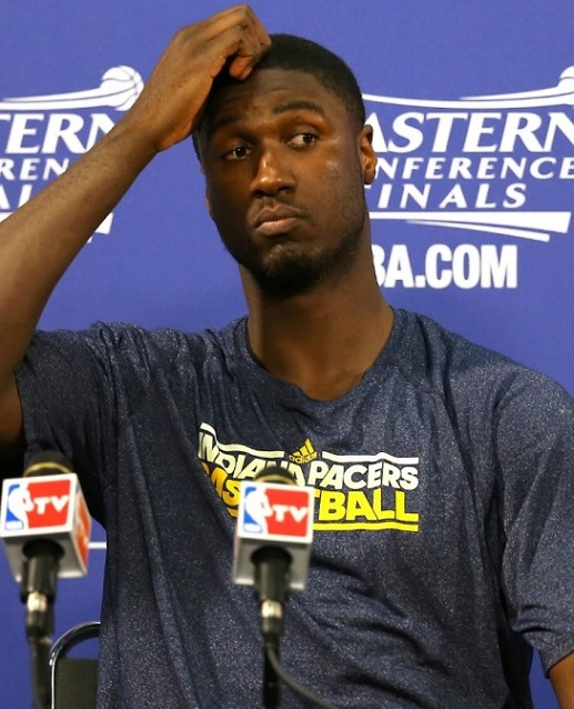 roy hibbert funny indiana pacers trade