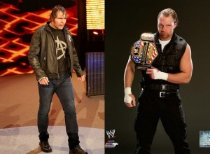 dean ambrose 2015 the shield 2012 wwe difference