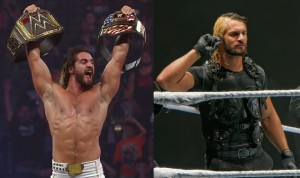 seth rollins 2015 summerslam white attire shield 2013 difference