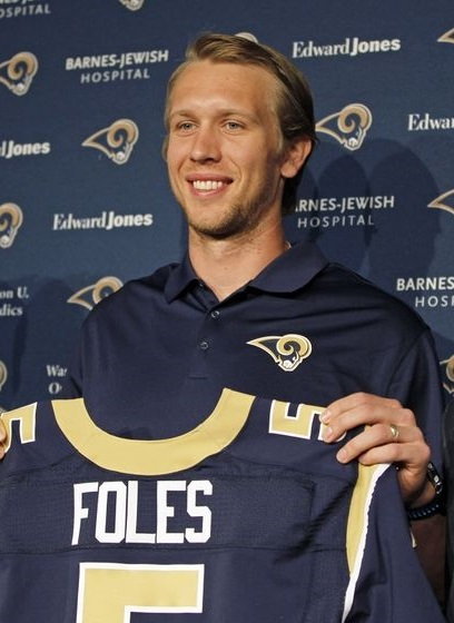 weird st louis rams 2015 nfl team season preview nick foles