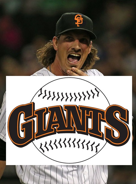 Jeff Samardzija san francisco giants 2016 season mlb preview america's white boy