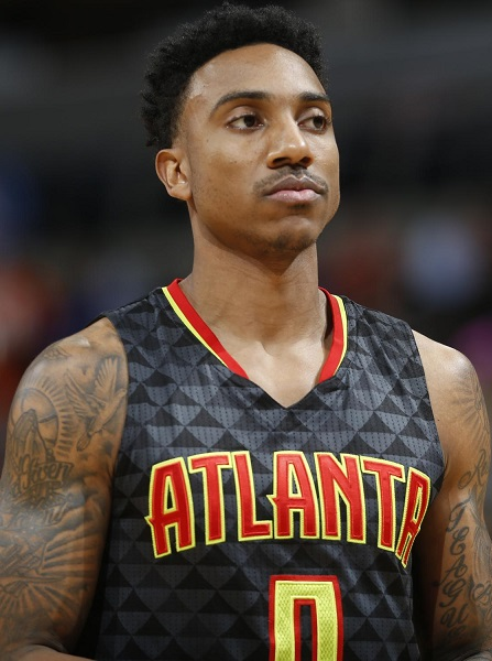 Jeff Teague Atlanta Hawks Indiana Pacers George Hill
