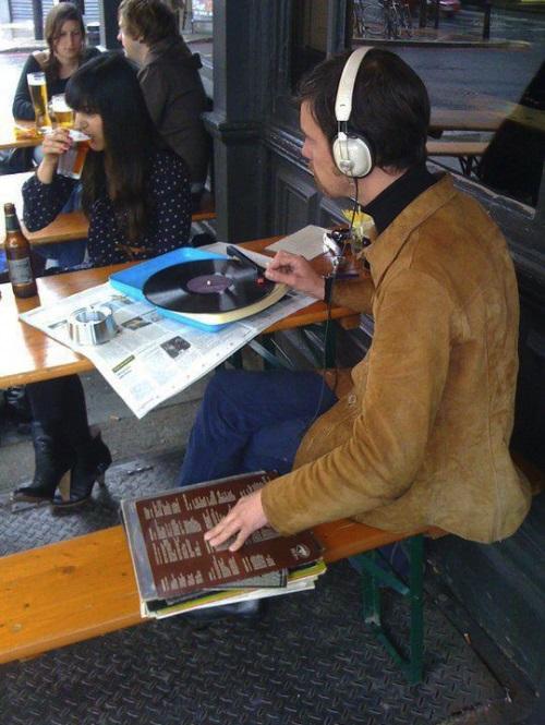 weird odd hipster america's white boy music playlist september vinyl record player 2016