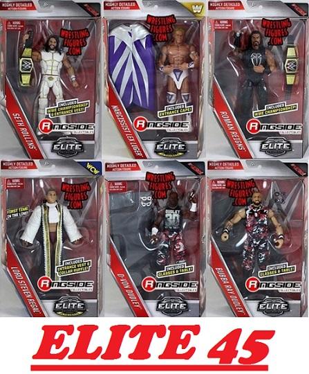 wwe-elite-45-steven-regal-roman-reigns-seth-rollins-dudley-boyz-lex-luger-set-mattel-toys
