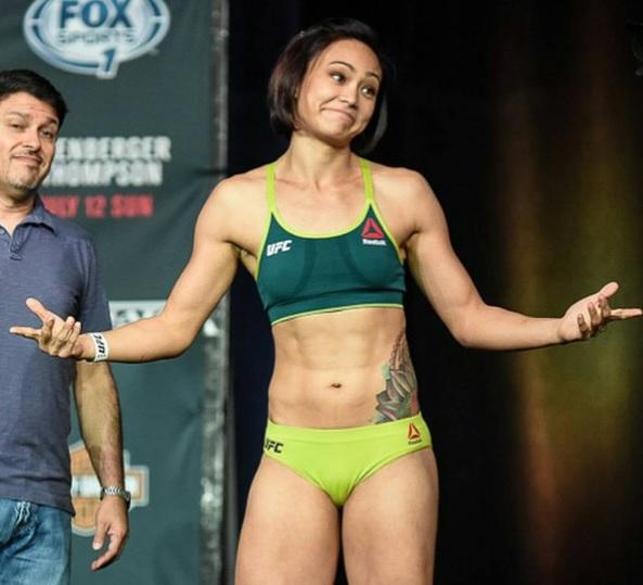 Michelle-Waterson-UFC-karate-hottie-weigh-in-underwear-hot ...