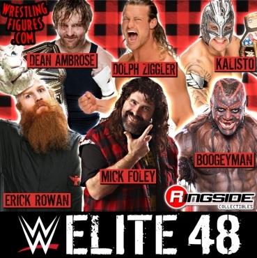 wwe-elite-48-dean-ambrose-cactus-jack-boogeyman-kalisto-rowan-dolph-ziggler-mattel-toys