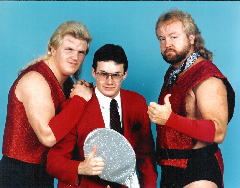 Midnight Express WWE Hall of Fame