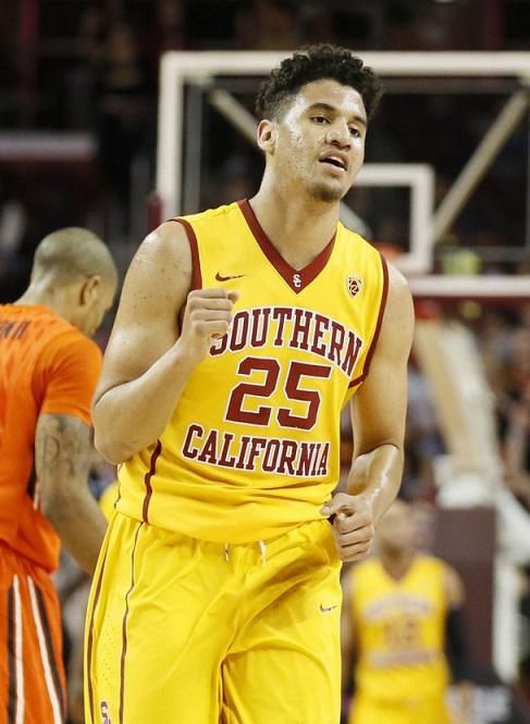 2017 Bennie Boatwright USC Trojans NCAA Tournament March Madness