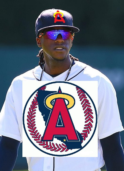 2017 MLB Season Team Preview Los Angeles Angels Cameron Maybin funny