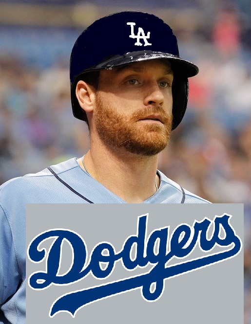 2017-MLB-Season-Team-Preview-Los-Angeles-Dodgers-Logan-Forsythe-funny