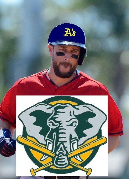 2017 MLB Season Team Preview Oakland A's Trevor Plouffe funny