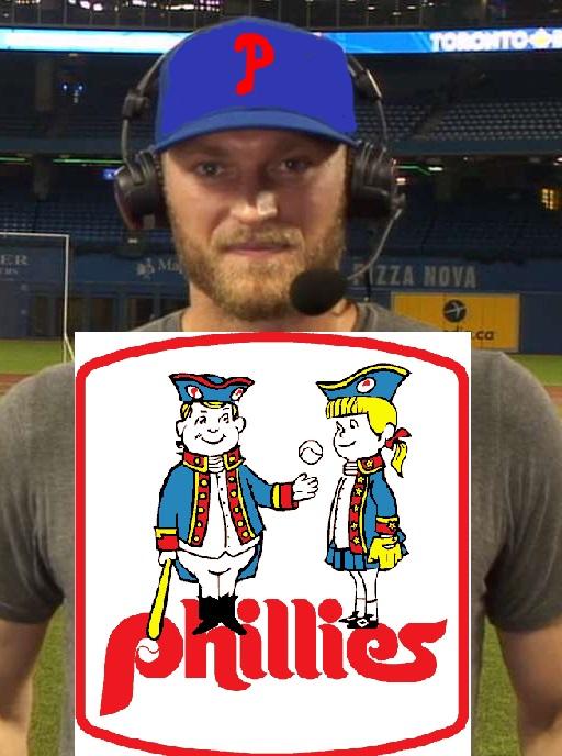 2017 MLB Season Team Preview Philadelphia Phillies Michael Saunders funny