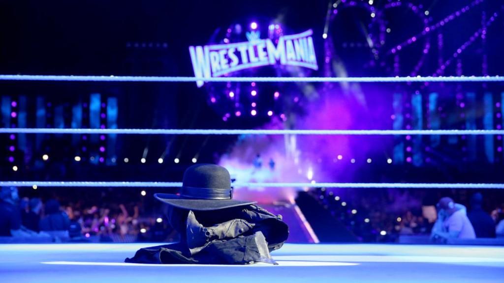 Undertaker Roman Reigns retiring Wrestlemania 33