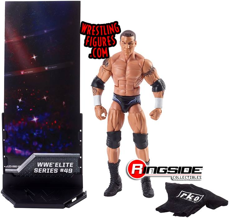 WWE Elite 49 Randy Orton Flashback Evolution Mattel toys