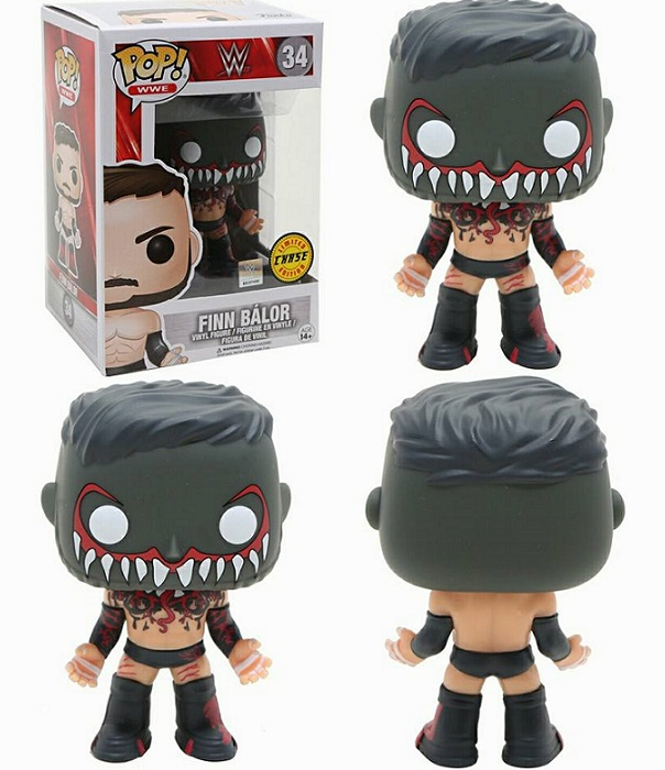 WWE Funko May 2017 Finn Balor chase