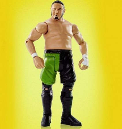 WWE NXT Basic Series 1 Samoa Joe Target Exclusive