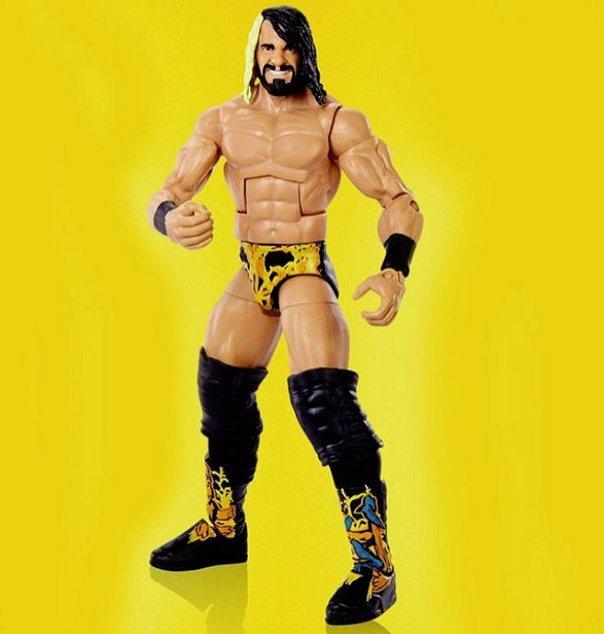 WWE NXT Elite Series 1 Seth Rollins Target Exclusive