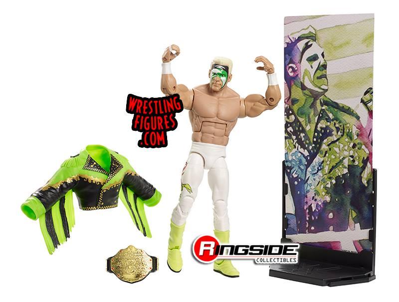 WWE Wrestling Elite Series 62 Dude love action figure 2018 Mick Foley WWF NXT